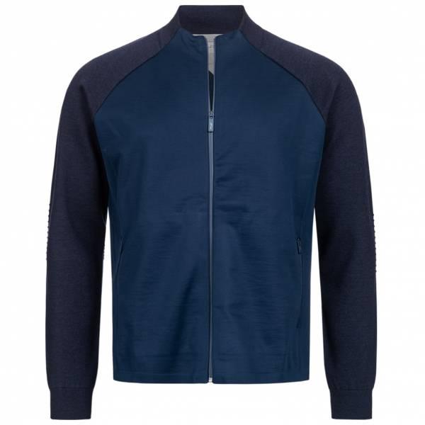 adidas Adipure Bonded Knit Herren Golf Jacke CW6564