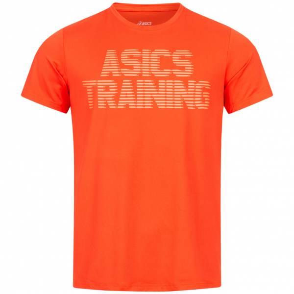 ASICS Graphic Herren Trainings Shirt 131446-0540