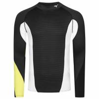 Mizuno Virtual Thermo Breath Body G1 Langarm Kompressionsshirt 73CF342-93