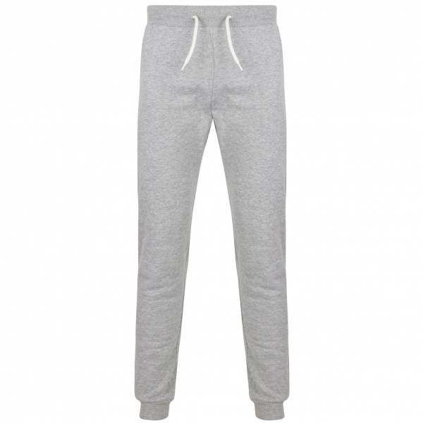 Sth. Shore Mast Fleece Herren Jogginghose 1F10809 Light Grey Marl