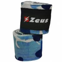 Zeus Venda de boxeo azul marino / camuflaje