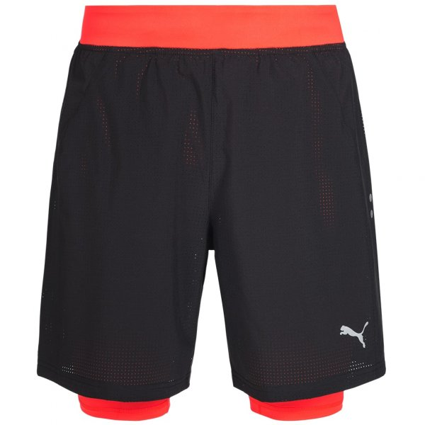 PUMA Faster than you Laufshort 2 in 1 Herren Shorts 514365-01