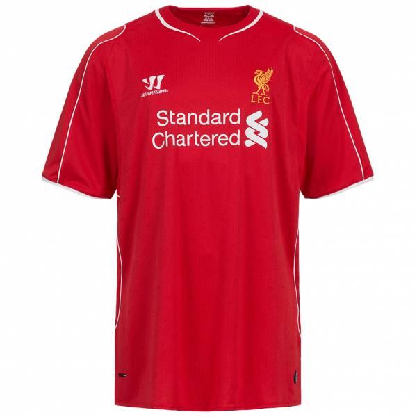 Liverpool FC Warrior Maillot domicile WSTM400-HRD