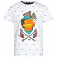 FORTNITE Fischstäbchen Kinder T-Shirt 6-050/2697