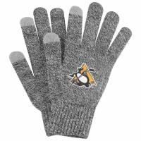 Pittsburgh Penguins NHL Fan Strickhandschuhe GLVNHGRYKNIPP