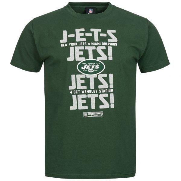 New York Jets NFL American Football Herren T-Shirt