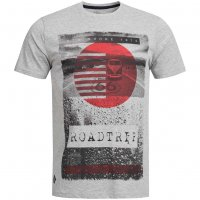 Sth. Shore Roadtrip Herren T-Shirt 1C9467 Grey Marl