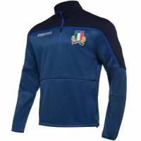 Italien FIR macron Rugby Herren Training  Sweatshirt 58097836