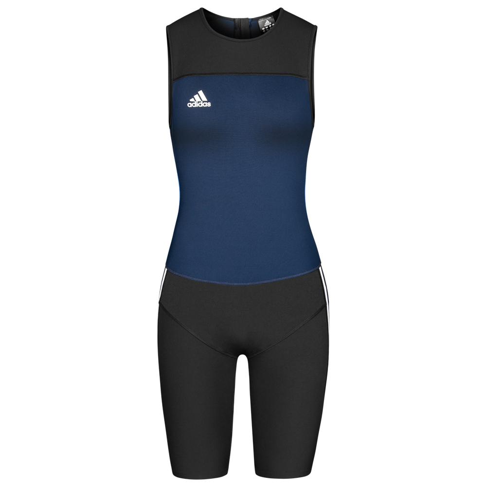 5d7316d13b1864 Vorschau  adida Weightlifting Suit Climalite Gewichtheber-Anzug Damen  Einteiler Z11187 ...