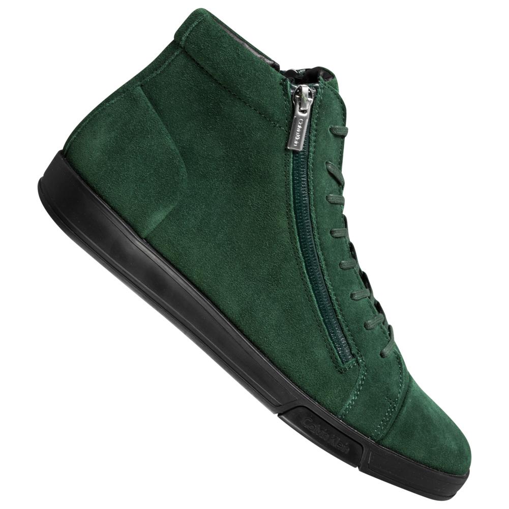 Calvin Klein Berke Suede Herren Sneaker O11099ALE