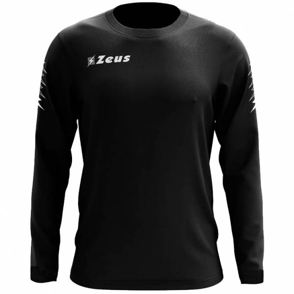 Zeus Enea Trainings Sweatshirt schwarz