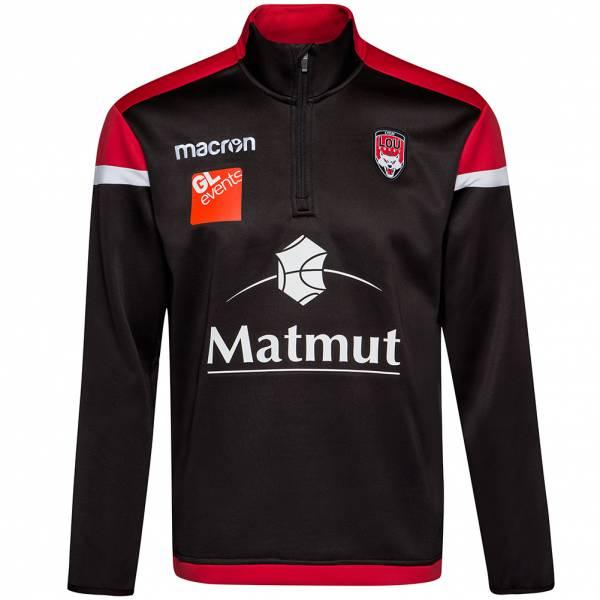 Lyon Olympique Universitaire macron Herren Trainings Sweatshirt 58029898