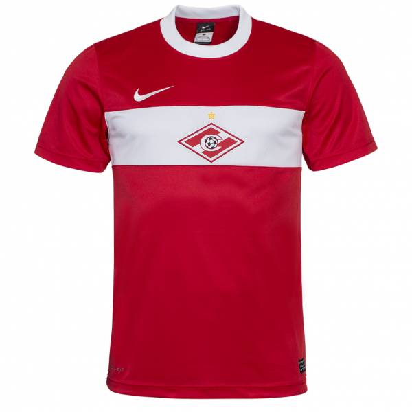 Spartak Moskau Heim Trikot Nike 405578-601 rot