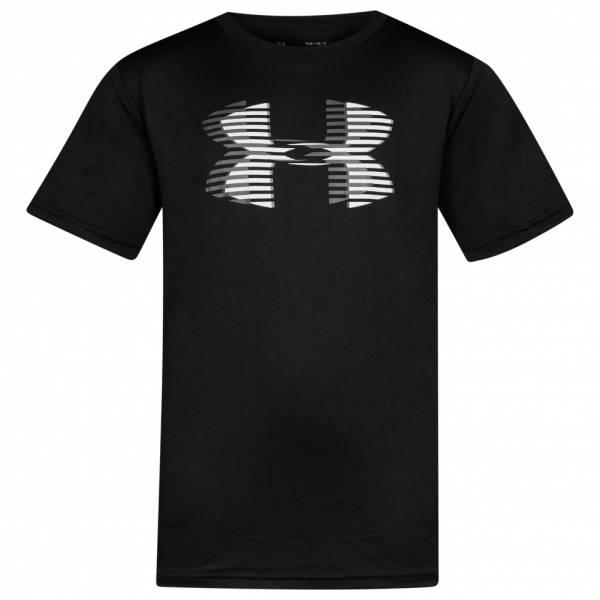 Under Armour Kinder Tech Big Logo Solid T-Shirt 1306073-001