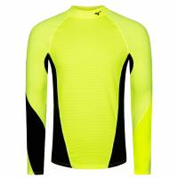 Mizuno Virtual Thermo Breath Body G1 Langarm Kompressionsshirt 73CF342-45