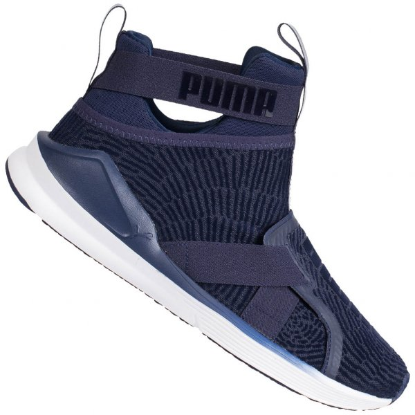 PUMA Fierce Strap Flocking Damen Fitness Trainingsschuhe 189767-01