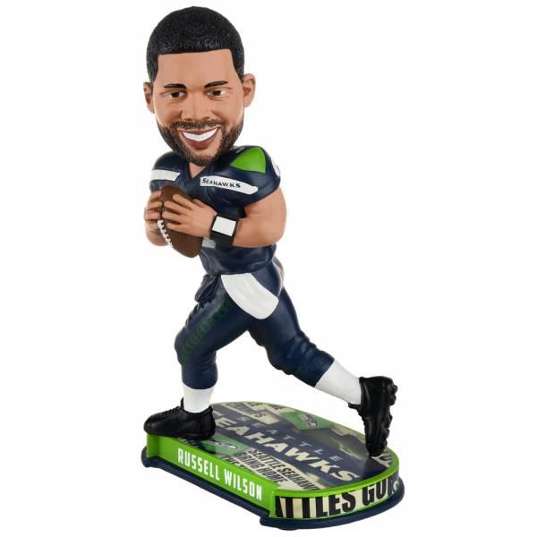 Seahawks de Seattle #3 Russell Wilson 20cm Figurine bobblehead BHNFHLSSRW