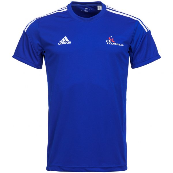 Frankreich adidas Handball Nationalmannschaft Trainings Trikot G91972