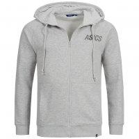 ASICS Prime Herren Full Zip Hoody Sweatshirt 128752-0714