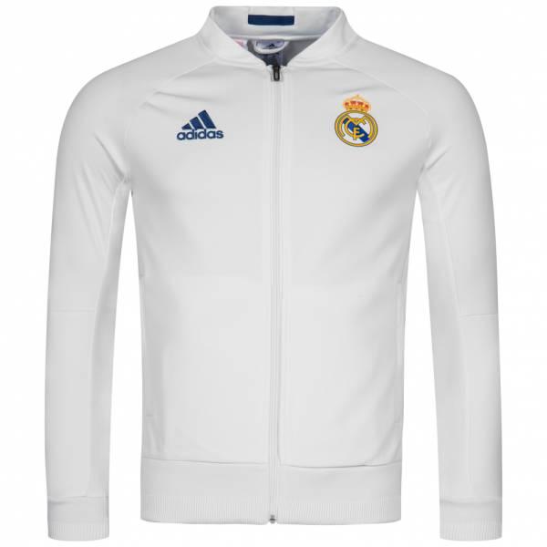 Real Madrid adidas Anthem Jacket Veste Enfant AP1843