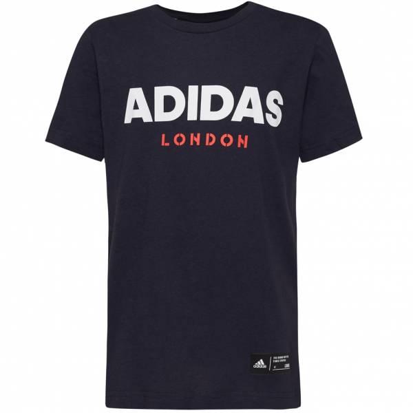 adidas London Jungen T-Shirt GJ9059