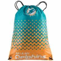 Miami Dolphins NFL Fade Gym Bag Bolsa deportiva LGNFLFADEGYMMD