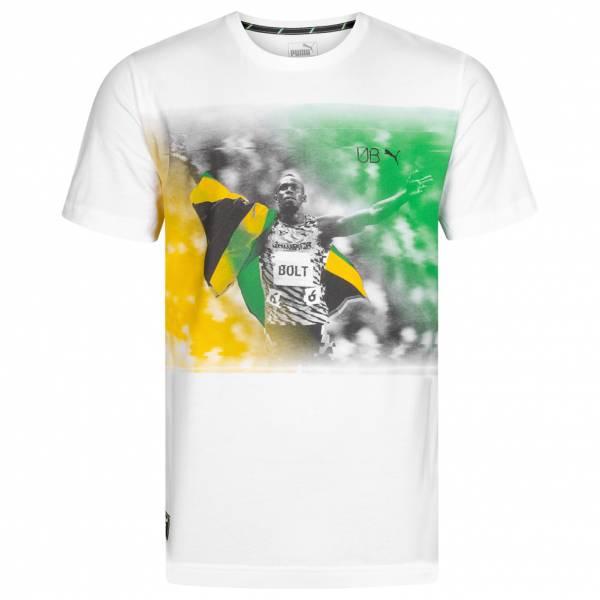 PUMA Usain Bolt Graphic Herren T-Shirt 838991-02