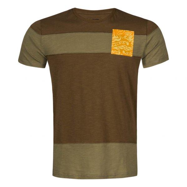ASICS Herren Fashion Blocked T-Shirt 122740-5003