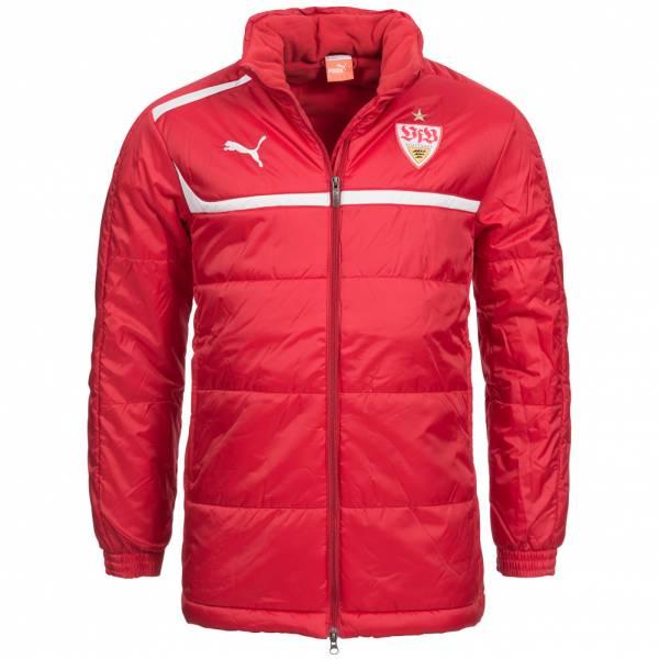 VFB Stuttgart Puma Coach Jacket Winterjacke 741255-02