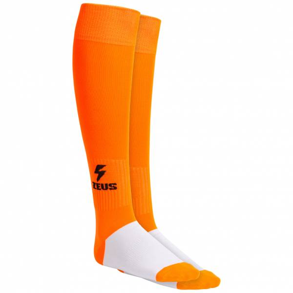 Zeus Calza Energy Stutzen Neon Orange