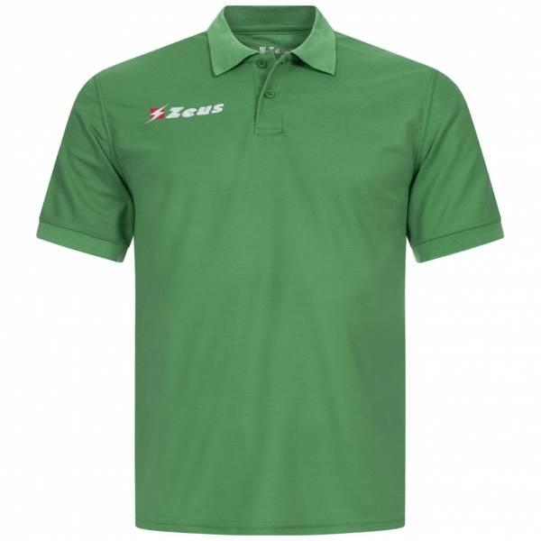Zeus Basic Herren Poloshirt grün