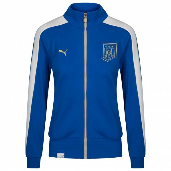 Italy PUMA Ladies Track Top Fan Jacket 738091-01