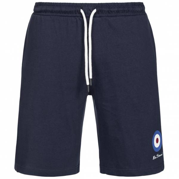BEN SHERMAN Herren Sweat Shorts 0058688-170 Navy