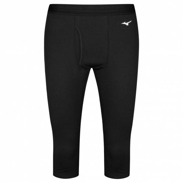 Mizuno 3/4 Tights Breath Thermo Midweight Herren Leggings 73CF097-09