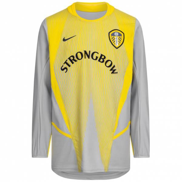 Leeds United FC Nike Kinder Torwarttrikot 464366-070