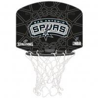 San Antonio Spurs Spalding NBA Miniboard 3001588011417