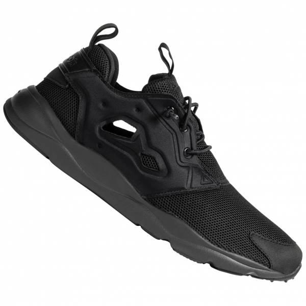Reebok Furylite Triple Black Trainer Sneaker V67159