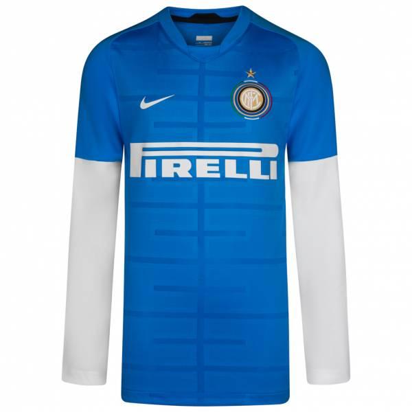 c09a607634d33a Felpa da allenamento Nike Milan Long Sleeve 354389-486 per uomo ...