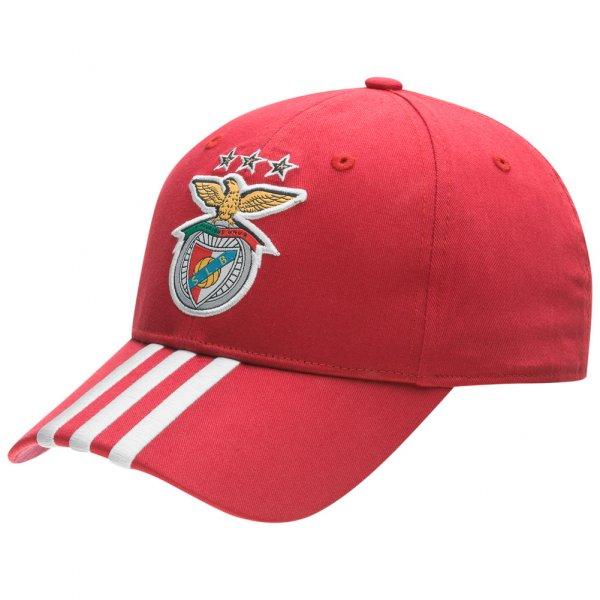 Benfica Lissabon adidas 3 Stripes Cap S09750