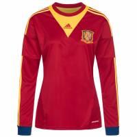 Spanien adidas Damen Trikot Player Issue Z40371