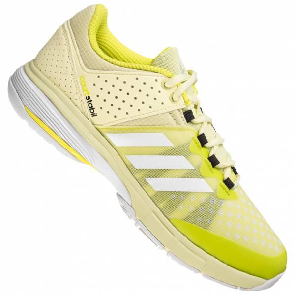 timeless design 3c5aa 5d31e adidas Court Stabil Damen Handballschuhe BY2526 ...