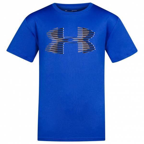 Under Armour Kinder Tech Big Logo Solid T-Shirt 1306073-400