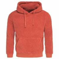 BRAVE SOUL Gromit Pullover Herren Hoody Sweatshirt MSS-438GROMITE Terracotta
