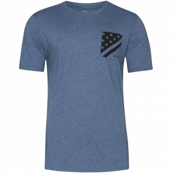 Oakley 50 Flage Pkt Herren T-Shirt 456856A-6B6