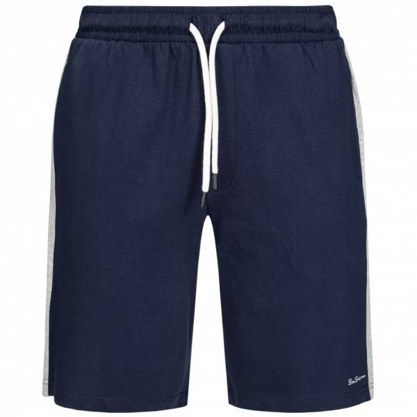 BEN SHERMAN Herren Bermuda Sweat Shorts 0058690-170 Navy
