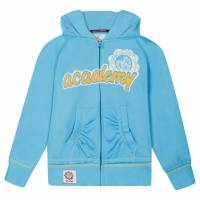 FILA Kinder Fleece Lined Full Zip Sweat Jacke U91493-451